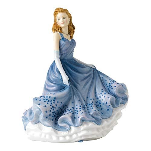(Royal Doulton 40026698 Sentiments Petites Thoughtful Dreams 6.7