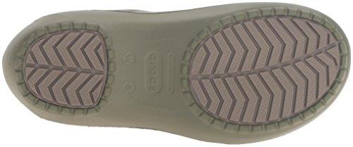 Crocs Vrouwen Rainfloebootie Rubberen Laarzen Groen (legergroen)