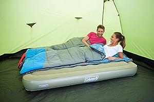 Coleman Comfort Bed - Colchón Hinchable Doble (188 x 137 x 22 cm ...
