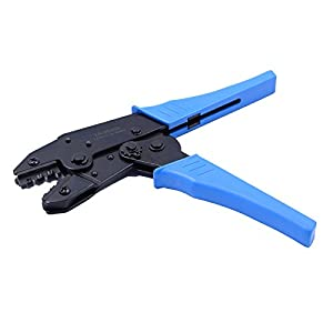 Signstek MC4 Solar Crimping Tool for Solar Panel PV Cables Crimp 2.5-6mm2 Connector Cable/Solar Panel DIY by Signstek