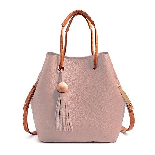 Turelifes Tassel buckets Totes Handbag Women