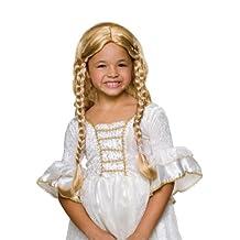 Rubies Costume Co (Canada) Child's Fairy Tale Princess Blonde Costume Wig
