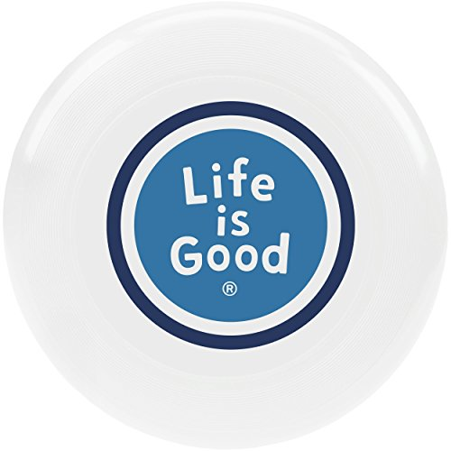 Life is Good Golf Disc Collection,LIG,Cloud White,One Size (Is Life Flying Good)