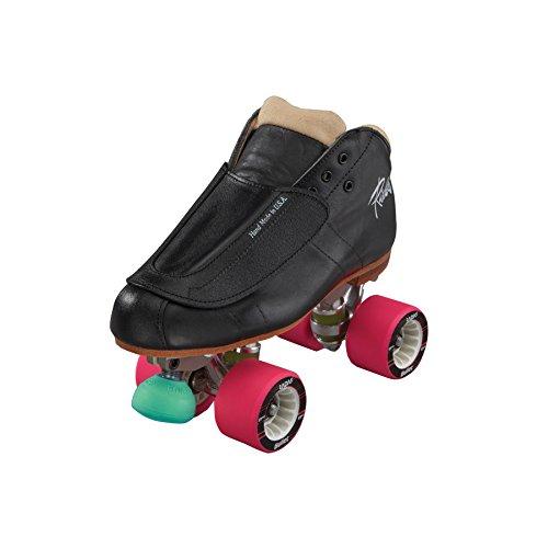 Riedell 965 Minx Womens Derby Roller Skates 2014 11.5 Black