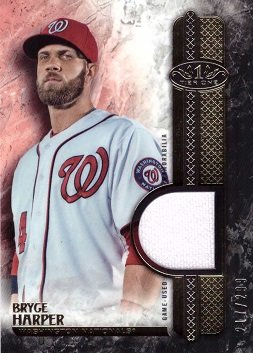 2016-topps-tier-one-relics-t1r-bh-bryce-harper-game-worn-jersey-baseball-card-only-299-made