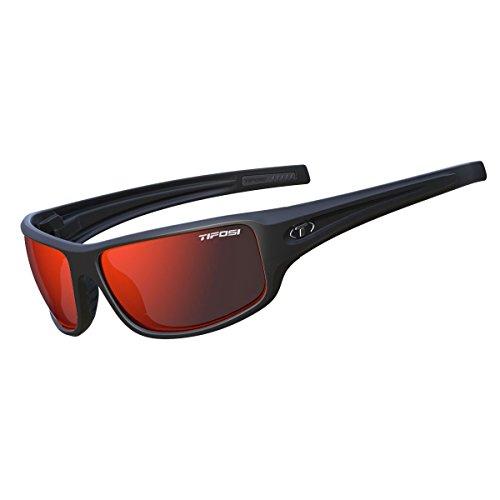 Tifosi 2016 Bronx Polarized Sunglasses, Matte Black (Bronx Stores)