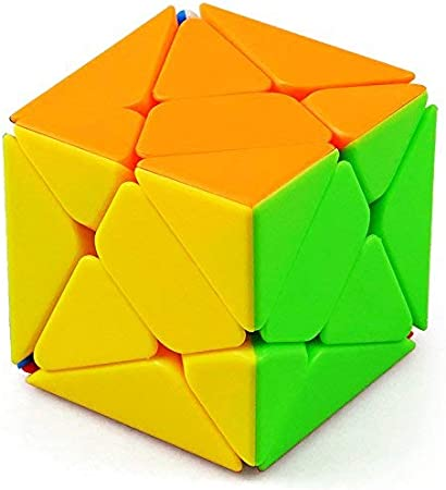 Cubelelo Mfjs Axis Cube-Stickerless
