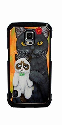 Grumpy Cat Hard Case for Samsung Galaxy S5 Active