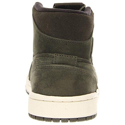 Jordan - Zapatillas para correr en montaña para hombre Sequoia/Black/Sail