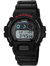 Men's G-Shock DW6900-1V Black Resin Sport Watch
