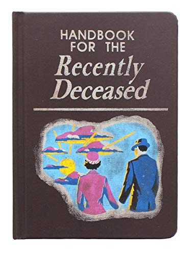 Warner Bros. Beetlejuice Handbook for the Recently Deceased Notebook