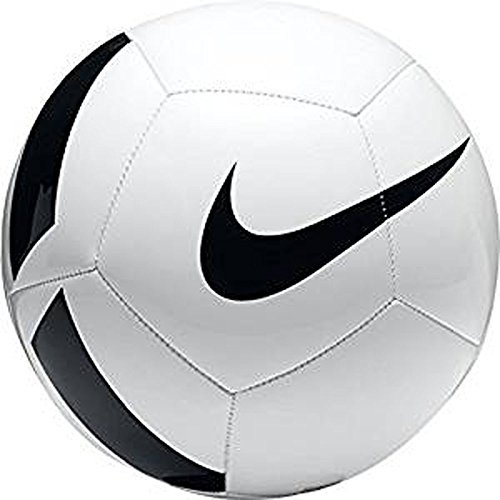 (Nike Pitch Soccer Ball (White/Black) (Size 5))