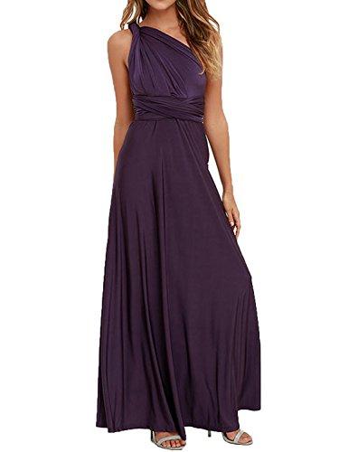 Deep Purple Dress - 6