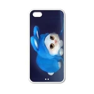 MMZ DIY PHONE CASECustom Cat Back Cover Case for iphone 5c JN5C-016