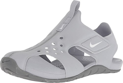 Nike Sunray Protect 2 Ps 'Wolf Grey' Boys/Girls Style:, used for sale  Delivered anywhere in USA