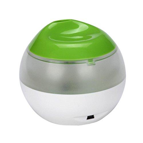 usb aroma diffuser green air - 6