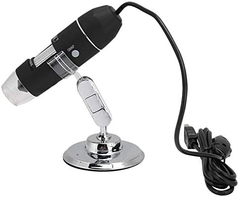 USBデジタル顕微鏡、携帯電話修理拡大鏡、50Xから1000Xハンドヘルドズーム拡大カメラ拡大鏡、WIN XP/VISTA/8のサポート、小さな物体認識に最適