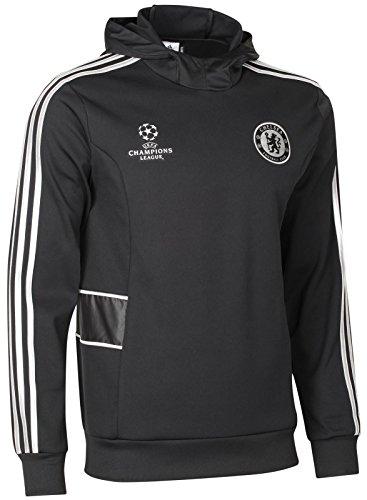 Homme Chelsea dc Football nera sudore Ucl qualità T Adidas della 168 camicia Football del PRqwxz