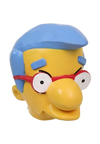 The Simpsons Milhouse Mask - ST