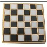 Pin's maçonnique pavé mosaïque carré