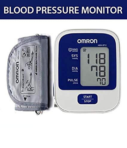 Amazon.com: Omron HEM 8712 Blood Pressure Monitor: Health & Personal Care