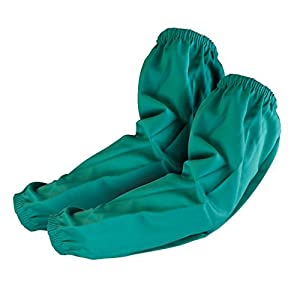 Tillman 6200E 23 Green Welding Sleeves 9 oz by Tillman by Tillman