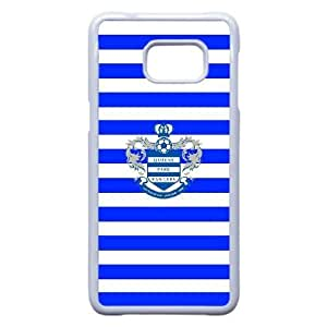Queens Park Rangers Football Club_002 TPU Cover Unique Phone Case White For Samsung Galaxy Note 5 Edge