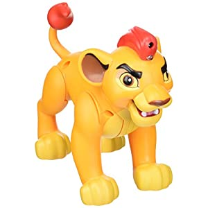 Disney Lion Guard Kion Battle Brawlers Action Figure
