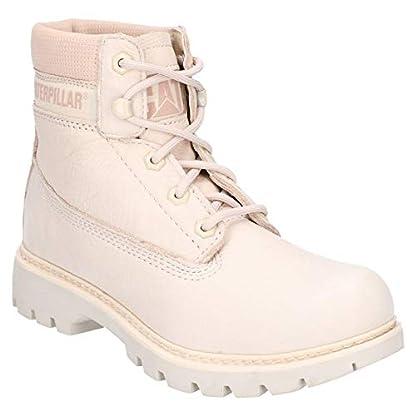 Caterpillar Lyric Womens Boots Sand 1