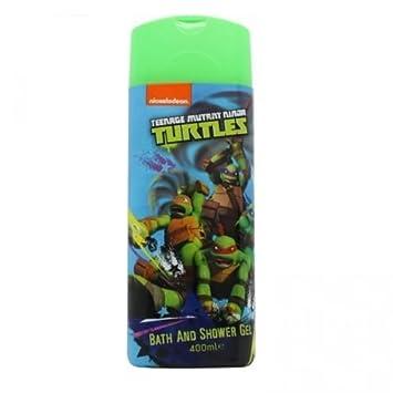 Nickelodeon Teenage Mutant Ninja Turtles baño y Gel de ducha ...