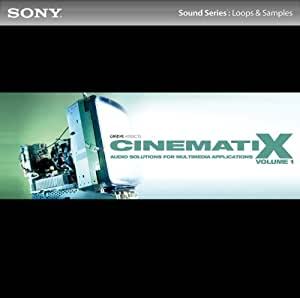 Cinematix Volume 1 [Download]