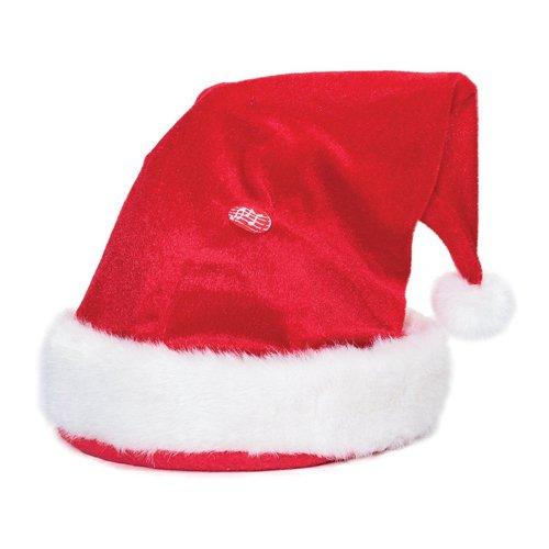 721ebb678eda3 Christmas Singing and Dancing Santa Hat - Buy Online in UAE ...