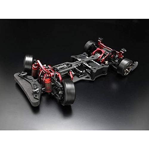 YOKOMO 2WD Drift CAR YD-2EXIIS Red Version DP-YD2EXR (World Limited 300 Unit)【Japan Domestic Genuine Products】【Ships from Japan】 (Yokomo Drift)