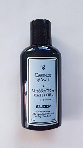 Essence of Vali Sleep Massage and Bath Oil