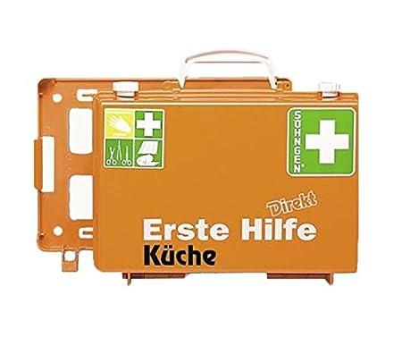 Erste Hilfe Koffer Verbandskoffer Verbandschrank Küche Söhngen Din