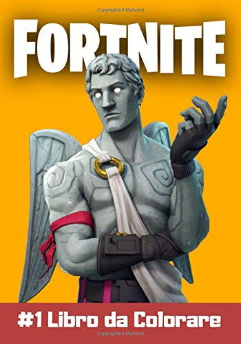 Fortnite 1 Libro Da Colorare Italian Edition V S Publishing