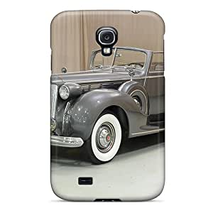 Shock-dirt Proof 1938 Packard Super Eight Convertible Case Cover For Galaxy S4