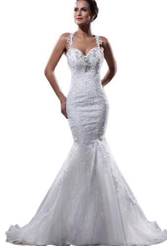 Fantastic Bridal Wedding Dress - 6