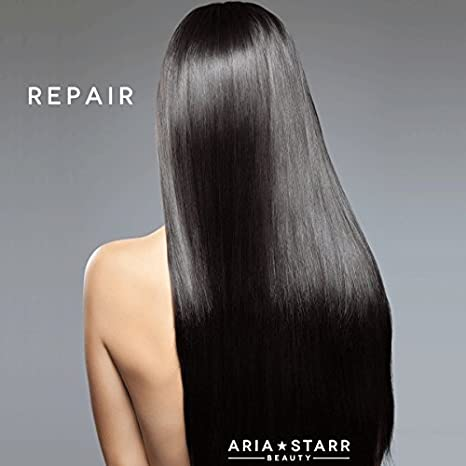 Buy Aria Starr Argan Oil Restorative Mask Repair Hair Treatment