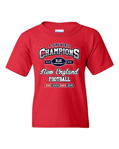 world-champion-4-time-new-england-football-dt-youth-kids-t-shirt-tee-small-red