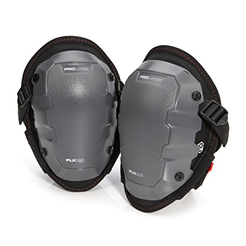 PROLOCK 42058 2-Piece Foam Knee Pad and Non-Marring Cap Attachment Combo (Construction Combo Pack)