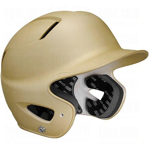 Easton Junior Vegas Natural Grip Batting Helmet, Gold Easton Sports Inc. A168023VG