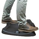 Anti Fatigue Mat Standing Desk Kitchen Floor Mats Comfort Foam Cushion For Home Office Non Skid Slip Rubber Black Ergonomic Stand Foot Massage Pad