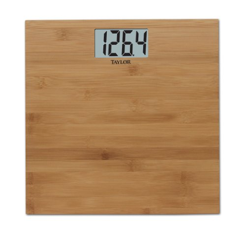 Taylor 8657-4241 Lcd Digital Bamboo Scale