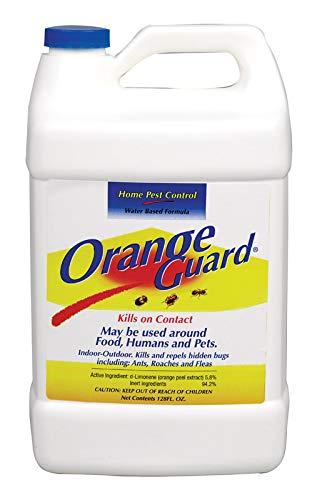Orange Guard 101 Home Pest Control Gallon (Best Homemade Bed Bug Killer)