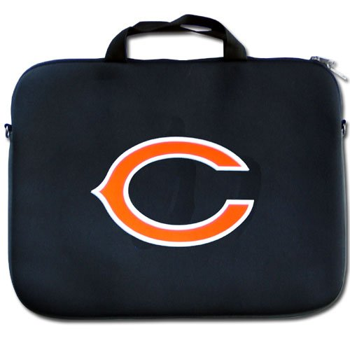 NFL Chicago Bears Neoprene Laptop Bag by Siskiyou Gifts Co, Inc.
