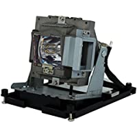 AuraBeam Professional Vivitek H1080FD Projector Replacement Lamp with Housing (Powered by Osram)