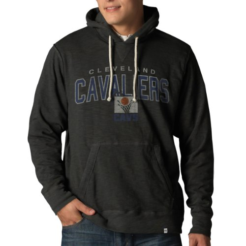 Slugger Pullover Hood - NBA Los Angeles Lakers Slugger Pullover Hoodie Jacket, XX-Large, Charcoal