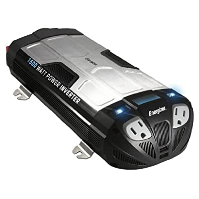 Energizer 12V 1500 WATT POWER INVERTER