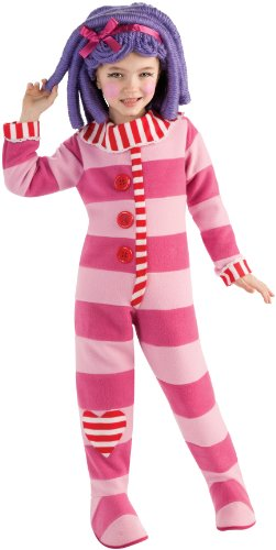 Lalaloopsy Deluxe Pillow Feather Bed Costume - (Lalaloopsy Pillow Featherbed Child Costumes)
